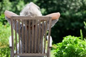 Entspanntes Warten auf den Frühling (Foto: jd-photodesign/fotolia.com)