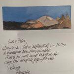 Brief von Renate Schmidt, Bundesministerin a. D.