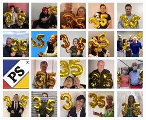 Wir feiern 35 Jahre!